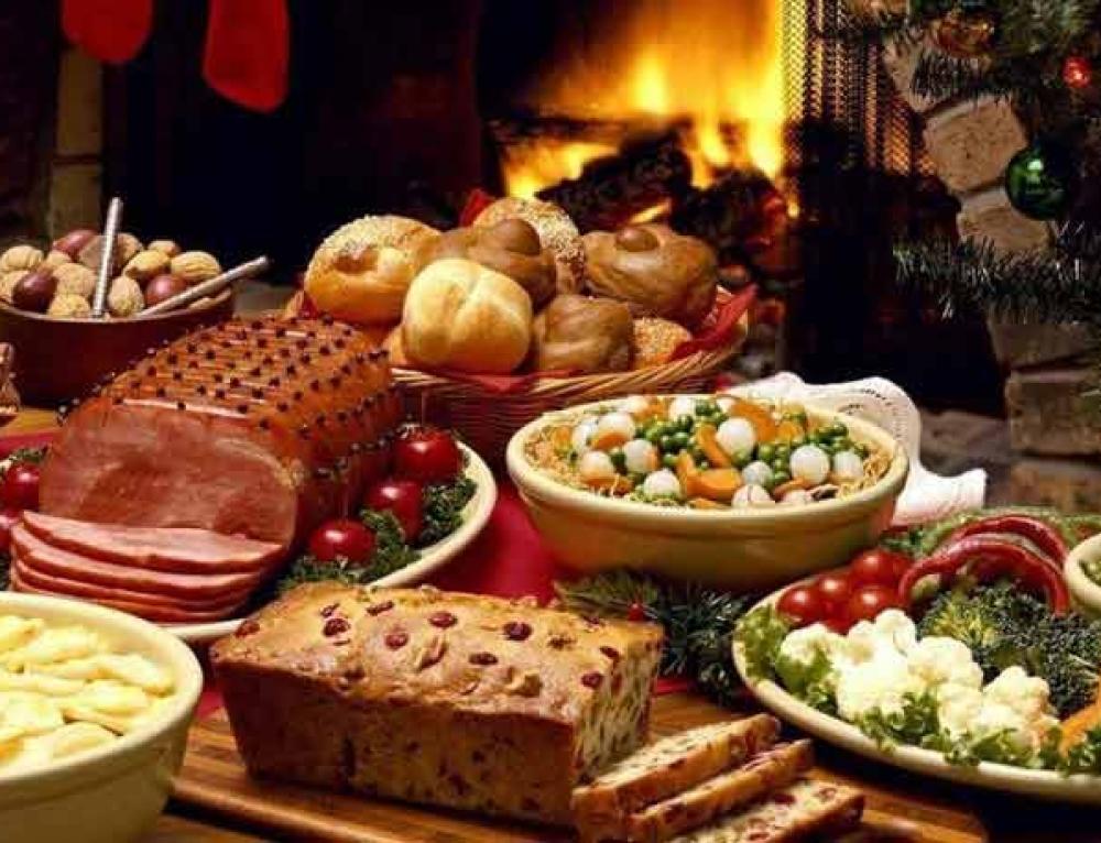 Christmas Day Calories