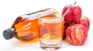 Cider vinegar diet